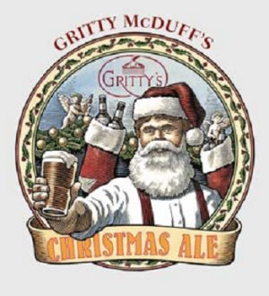 Review : Gritty McDuffs Christmas Ale