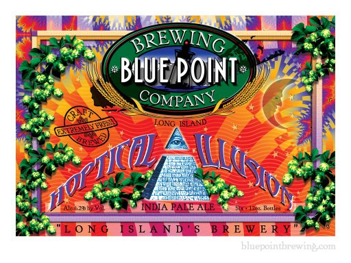 Review : Blue Point Hoptical Illusion