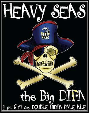 Review : Heavy Seas Mutiny Fleet Big DIPA
