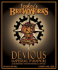 Review : Fegleys Brew Works Devious Imperial Pumpkin