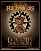 Review : Fegleys Brew Works Devious Imperial Pumpkin