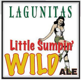 Review : Lagunitas A Little Sumpin' Wild