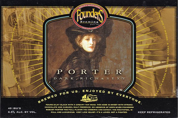 Review : Founders Porter