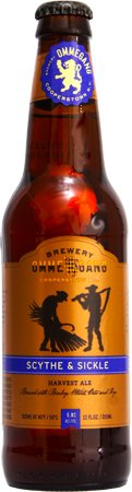 Review : Ommegang Scythe and Sickle Harvest Ale