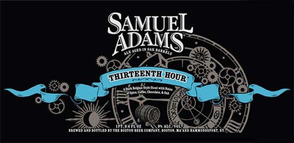 Review : Samuel Adams Thirteenth Hour Stout