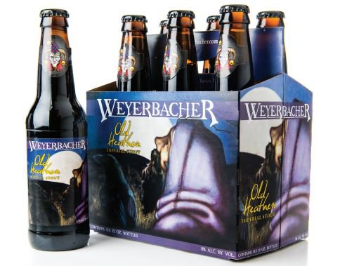 Review : Weyerbacher Old Heathen