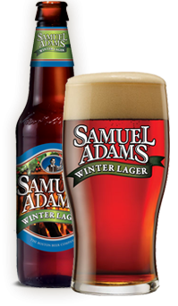 Review :Samuel Adams Winter Lager