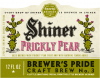 Review : Shiner Prickly Pear