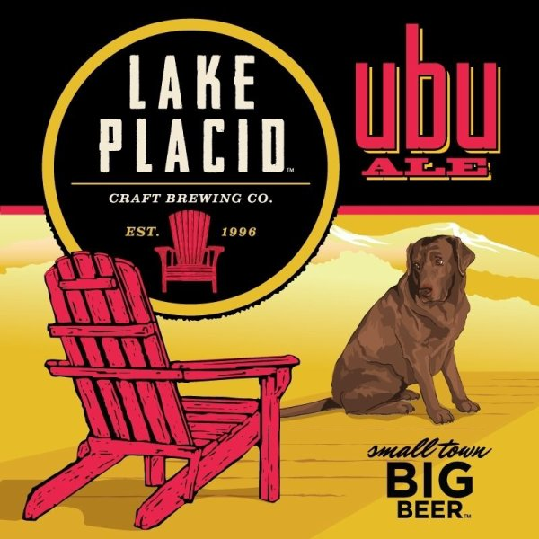 Review : Lake Placid Ubu Ale
