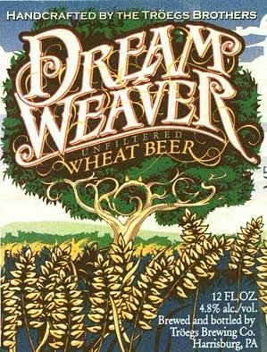 Review : Tröegs Dream Weaver Wheat