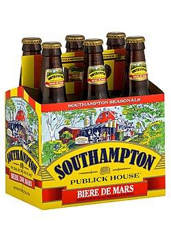 Review : Southampton Biere De Mars