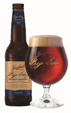 Review :  Big Eddy Wee Heavy Scotch Ale