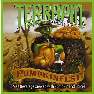 Review :  Terrapin Pumpkinfest