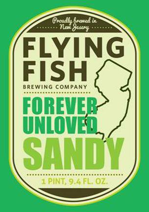 Review :  Flying Fish FU (Forever Unloved) Sandy