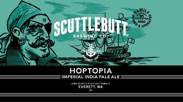 Review: Scuttlebutt Hoptopia Ale