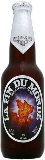 Review: Unibroue La Fin du Monde