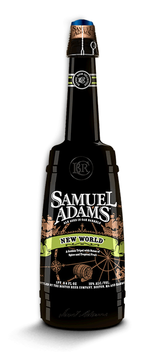 Review : Samuel Adams (Barrel Room Collection) New World Tripel