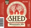 Review : Shed Mountain Ale
