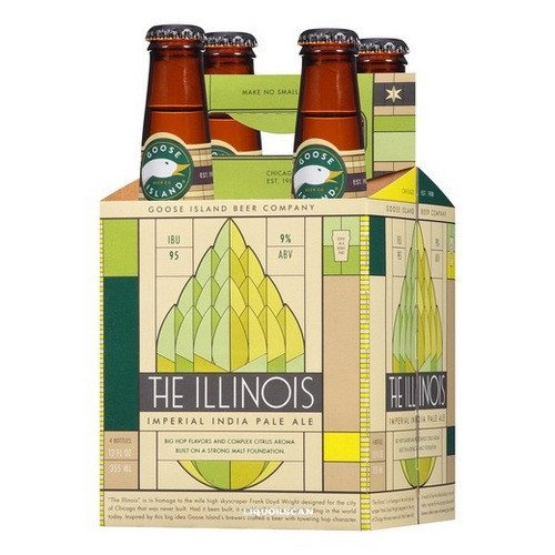 Review : Goose Island The Illinois