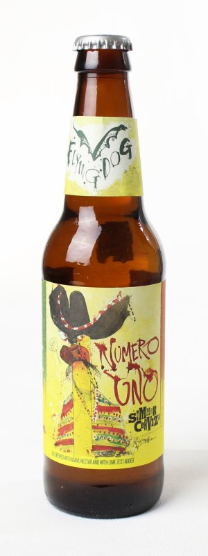 Review : Flying Dog Numero Uno