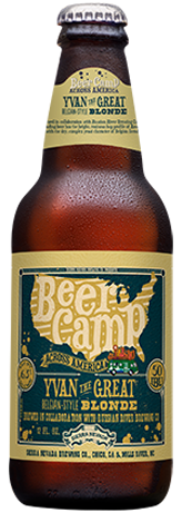 Review : Sierra Nevada - Russian River Beer Camp Yvan the Great