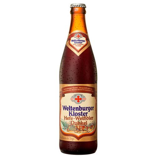 Review : Weltenburger Hefe-Weissbier Dunkel