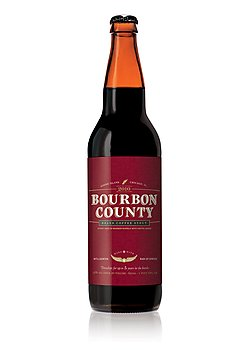 Review :  Bourbon County Brand Coffee Stout 2014