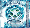 Review : Starr Hill Snowblind