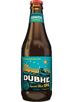 Review : Uinta Dubhe Imperial Black IPA