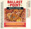 Review : Ballast Point Grapefruit Sculpin
