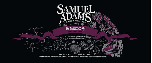 Review : Samuel Adams (Barrel Room Collection) Tetravis