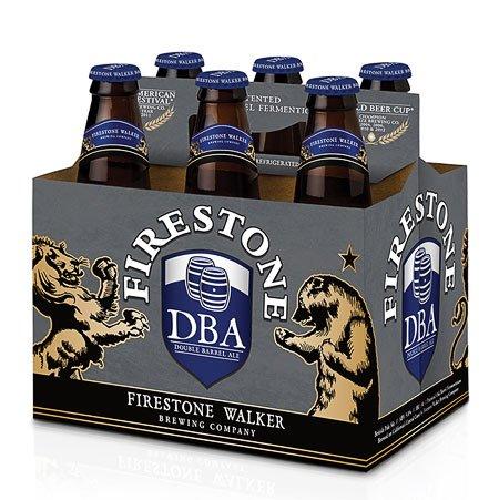 Review :  Firestone Walker Double Barrel Ale (DBA)