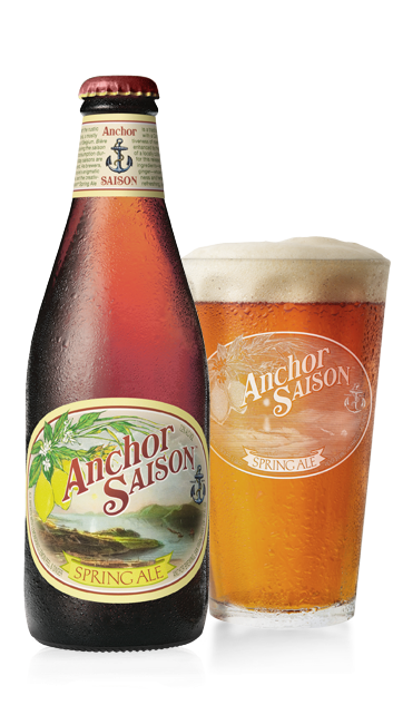 Review :  Anchor Saison