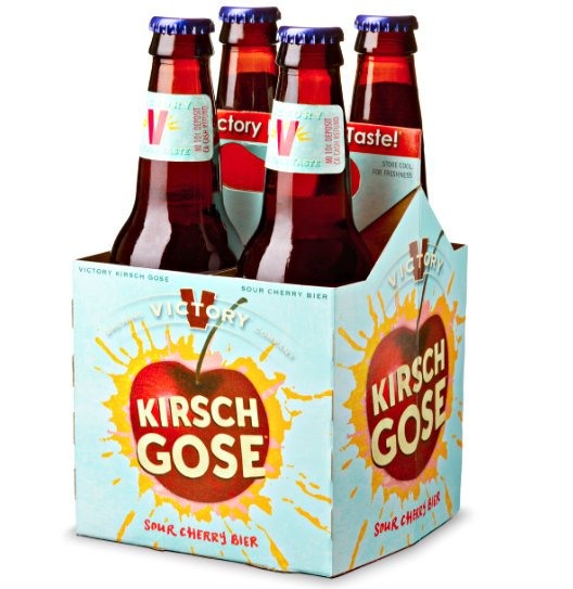 Review :  Victory Kirsch Gose