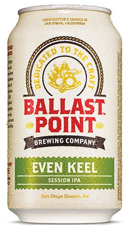 Review :  Ballast Point Even Keel