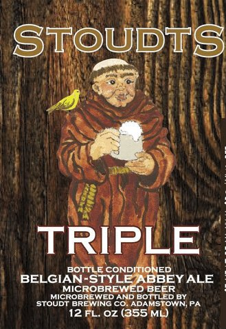 Review :  Stoudts Triple