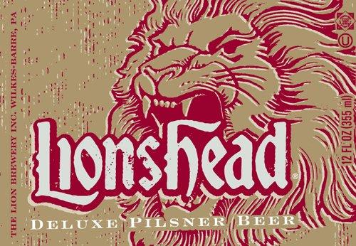 Review :  Lionshead Deluxe Pilsner