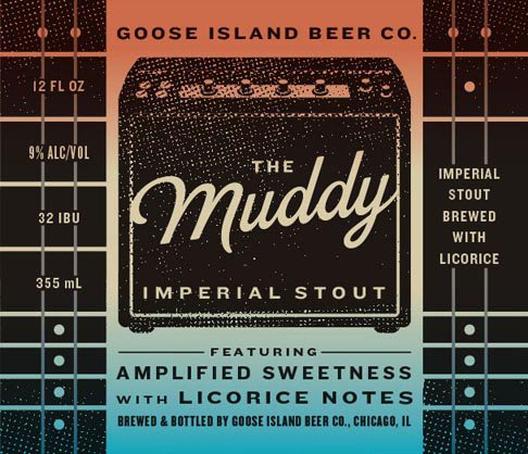 Review : Goose Island The Muddy Imperial Stout