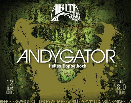 Review : Abita Andygator