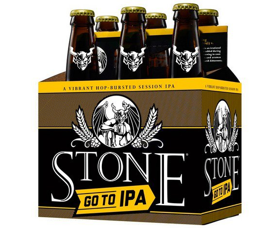 Review : Stone Go To IPA