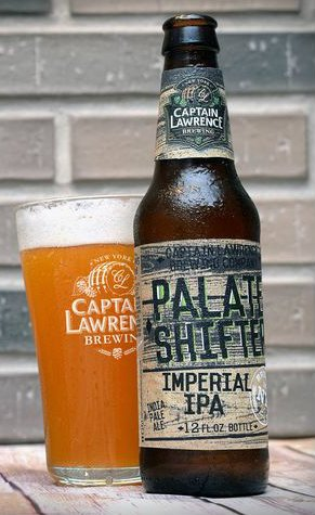 Review :  Captain Lawrence Captain's Reserve Palate Shifter Imperial IPA