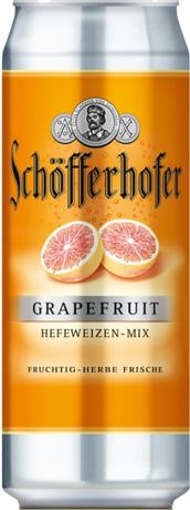 Review :  Schofferhofer Grapefruit
