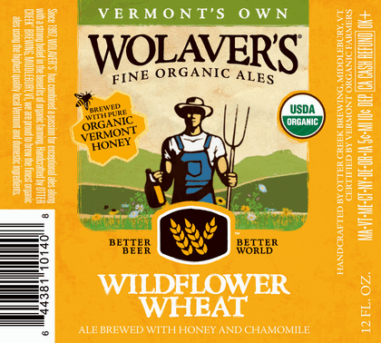 Review :  Wolavers Organic Wildflower Wheat