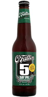 Review : O'Fallon 5-Day IPA