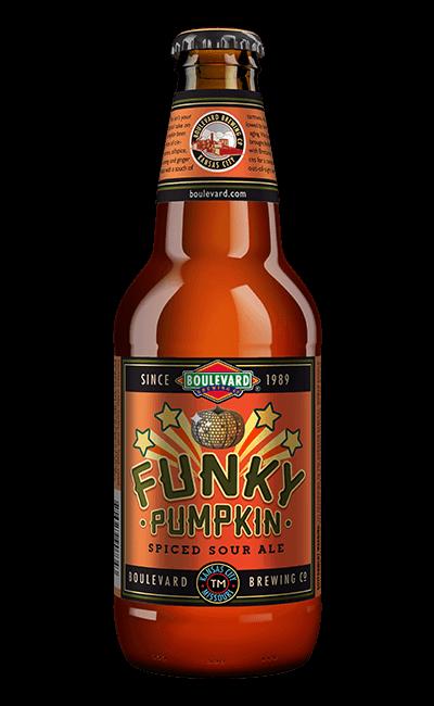 Review : Boulevard Funky Pumpkin