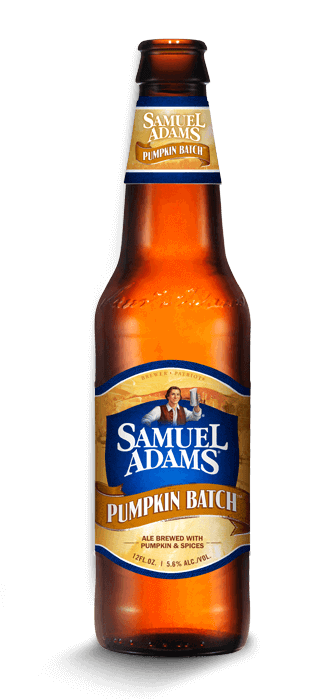 Review : Samuel Adams Pumpkin Batch