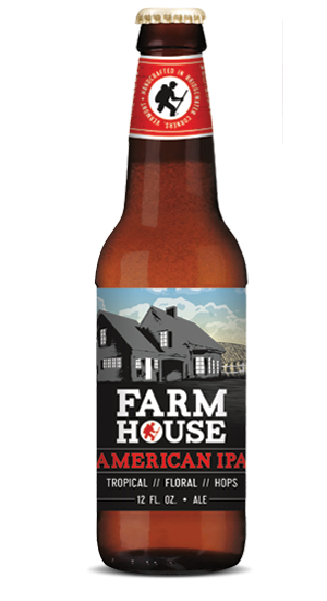 Review : Long Trail Farmhouse American IPA
