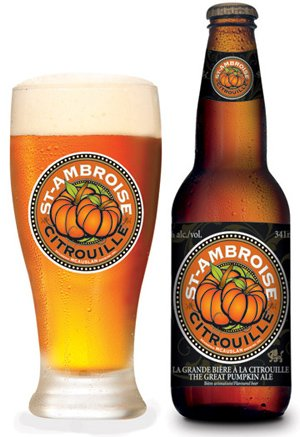 Review : St-Ambroise The Great Pumpkin Ale (Citrouille)