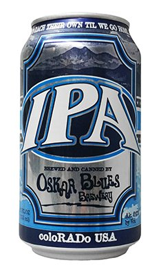 Review : Oskar Blues IPA