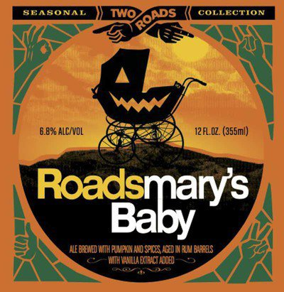 Review : Two Roads Roadsmary's Baby